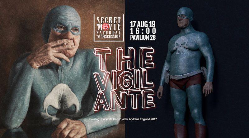 SMS Jakarta Cinema Club Vigilante Vol. 1