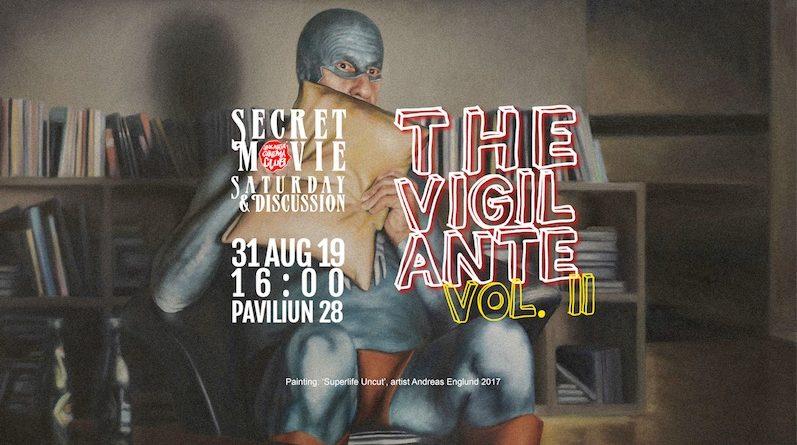 SMS Jakarta Cinema Club Vigilante Vol. 2