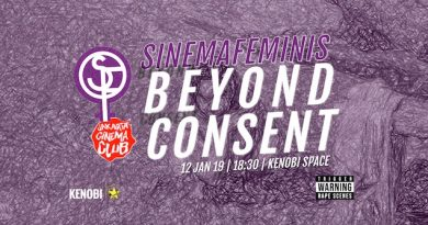 Sinemafeminis Jakarta Cinema Club Beyond Consent