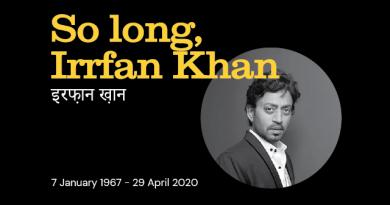 Irrfan Khan Meninggal Dunia