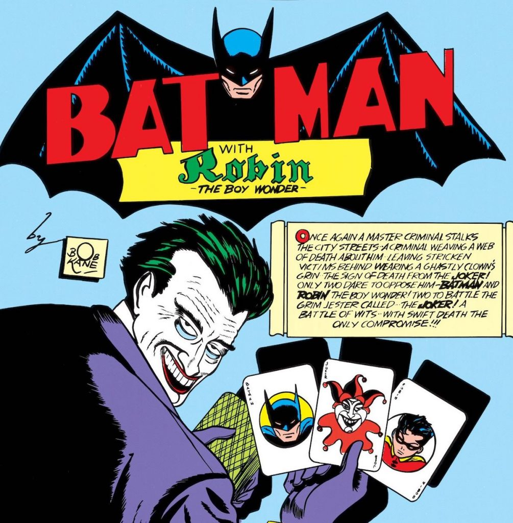 Jokers and Philosophy