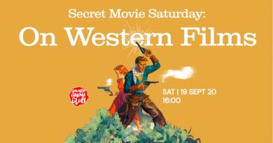 Secret Movie Saturday Jakarta Cinema Club