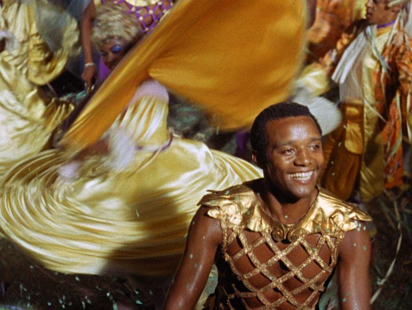 Pemenang Cannes Black Orpheus